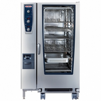 Пароконвектомат RATIONAL Combi Master Plus CM202