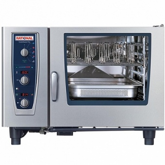Пароконвектомат RATIONAL Combi Master Plus CM62 Gas